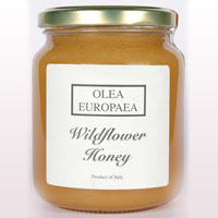 Buy Wildflower Honey Online from Olea Europaea at Olive Tree